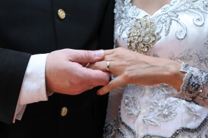 The First Year of Marriage   Wedding Rings   Relationship Insurance